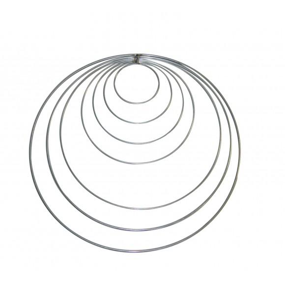 Metalen spanringen Image